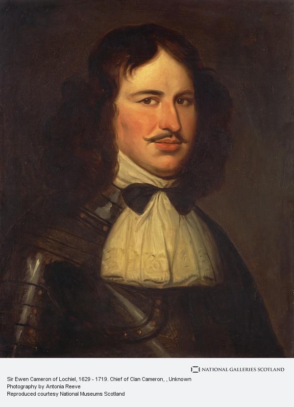 Unknown, Sir Ewen Cameron of Lochiel, 1629 - 1719. Chief of Clan Cameron