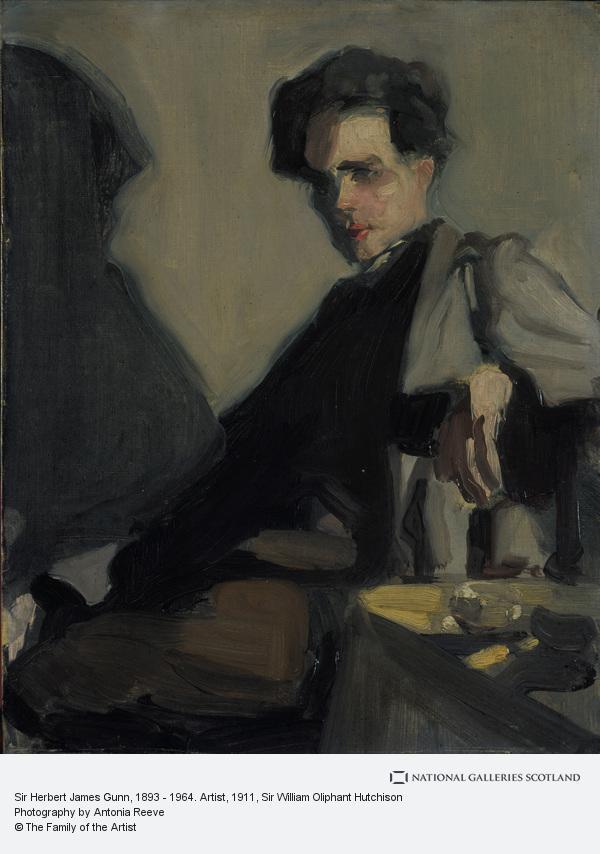 Sir William Oliphant Hutchison, Sir Herbert James Gunn, 1893 - 1964. Artist