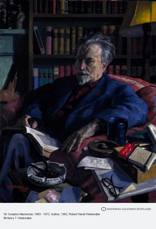 Robert Heriot Westwater, Sir Compton Mackenzie, 1883 - 1972. Author (1962)