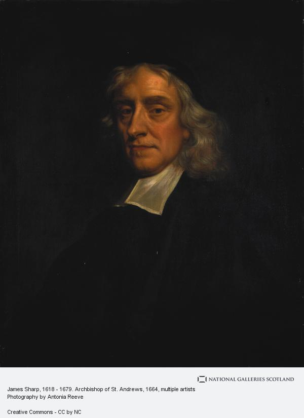 Unknown, James Sharp, 1618 - 1679. Archbishop of St. Andrews (About 1664)