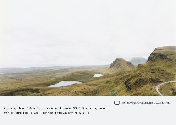 Sze Tsung Leong, Quiraing I, Isle of Skye from the series Horizons (2007)