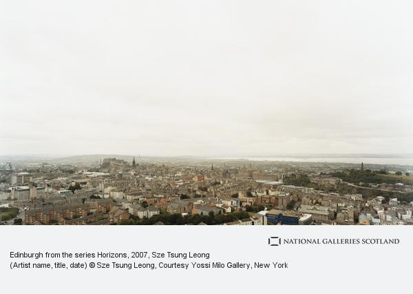 Sze Tsung Leong, Edinburgh from the series Horizons