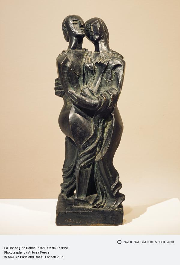 Ossip Zadkine, La Danse [The Dance]