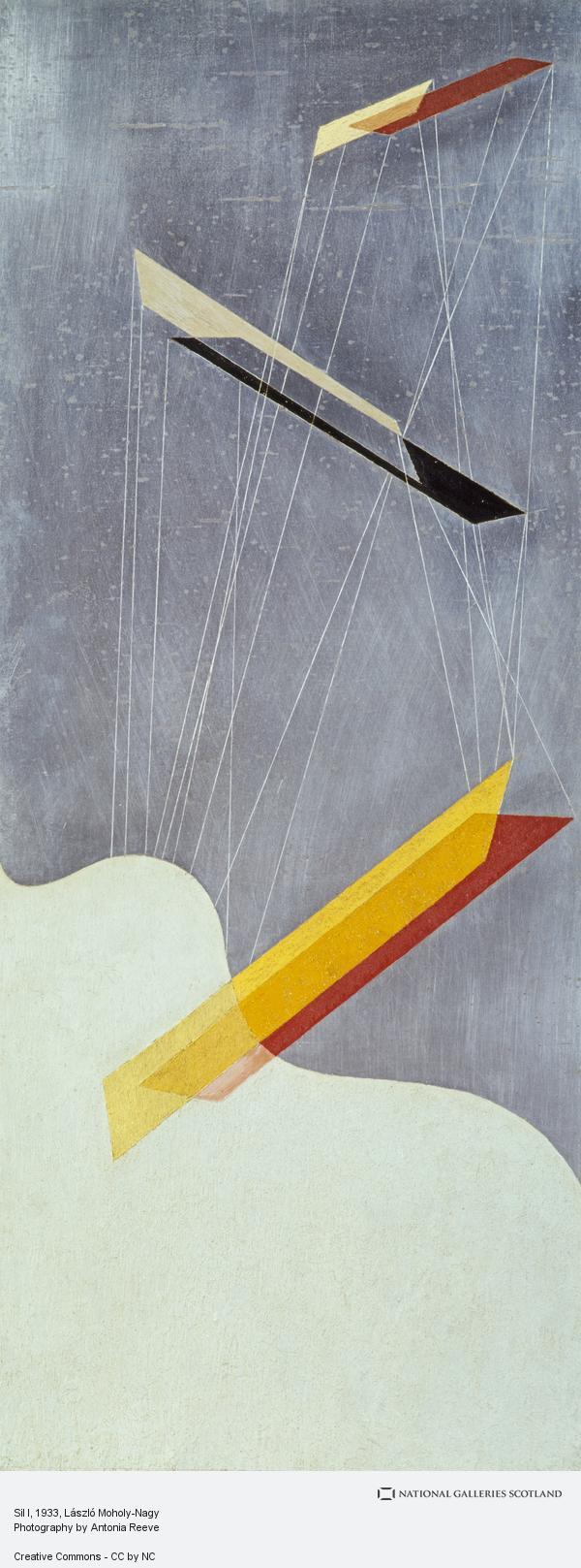 Laszlo Moholy-Nagy, Sil I