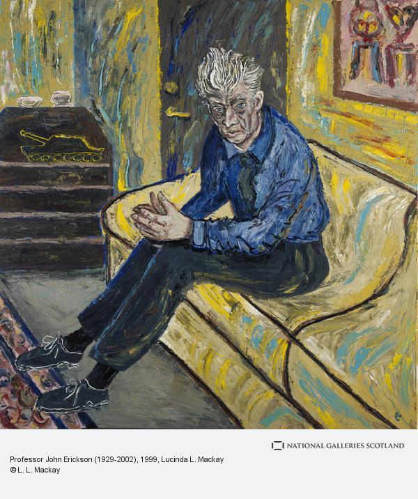 Lady Lucinda L. Mackay, Professor John Erickson (1929-2002)