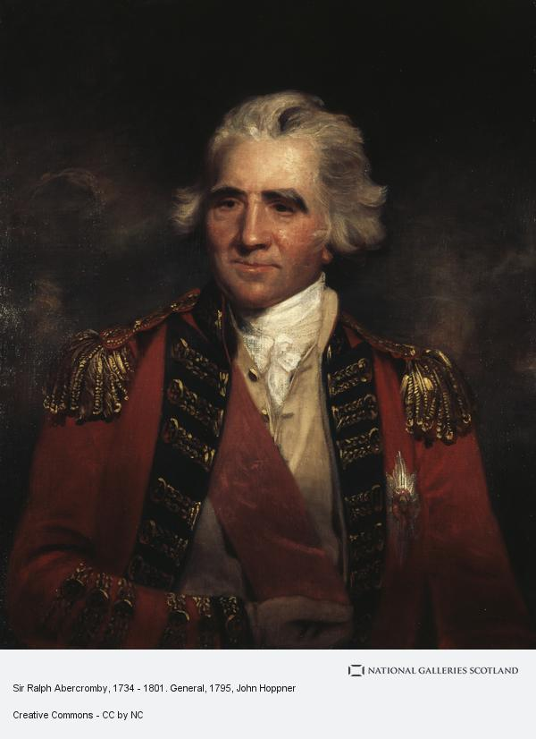 John Hoppner, Sir Ralph Abercromby, 1734 - 1801. General