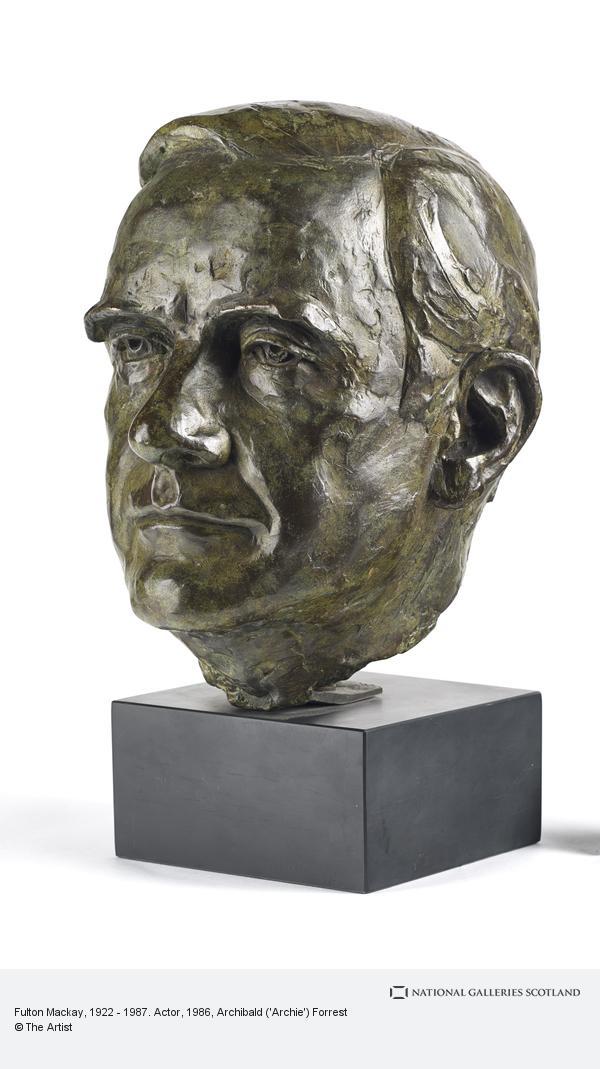 Archibald ('Archie') Forrest, Fulton Mackay, 1922 - 1987. Actor