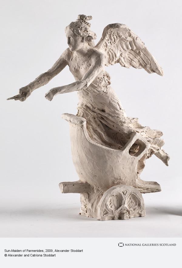 Alexander Stoddart, Sun-Maiden of Parmenides