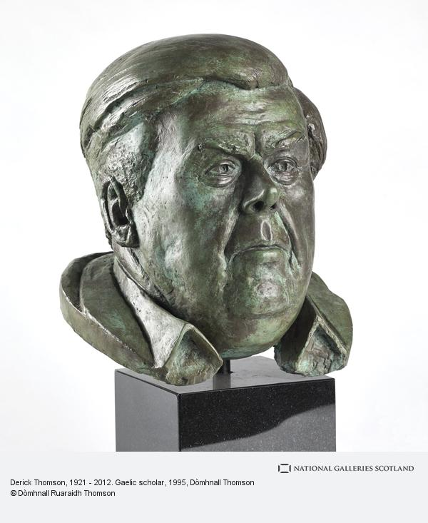 Dòmhnall Thomson, Derick Thomson, 1921 - 2012. Gaelic scholar