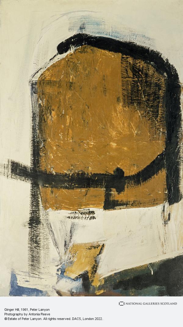 Peter Lanyon, Ginger Hill
