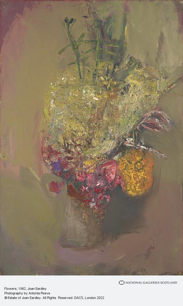 Joan Eardley, Flowers