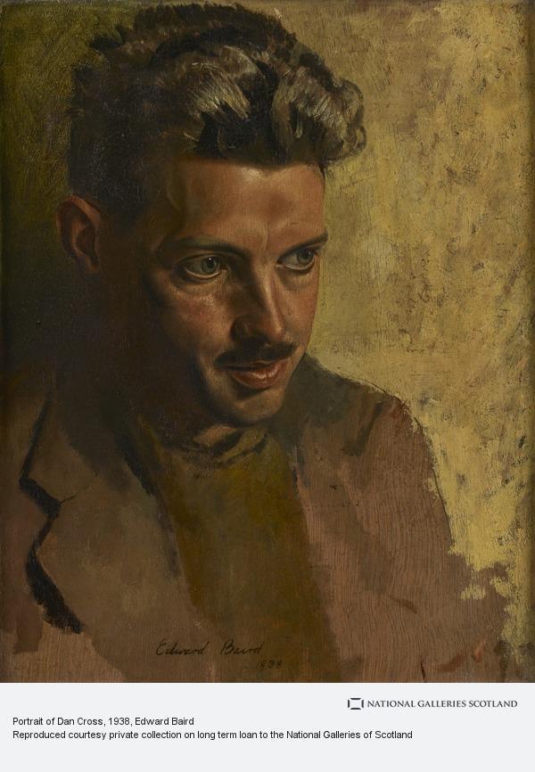 Edward Baird, Portrait of Dan Cross