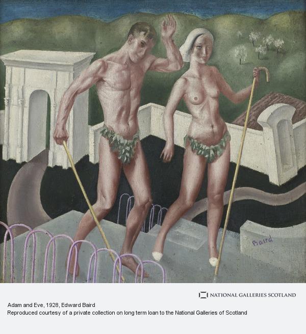 Edward MacEwan Baird, Adam and Eve