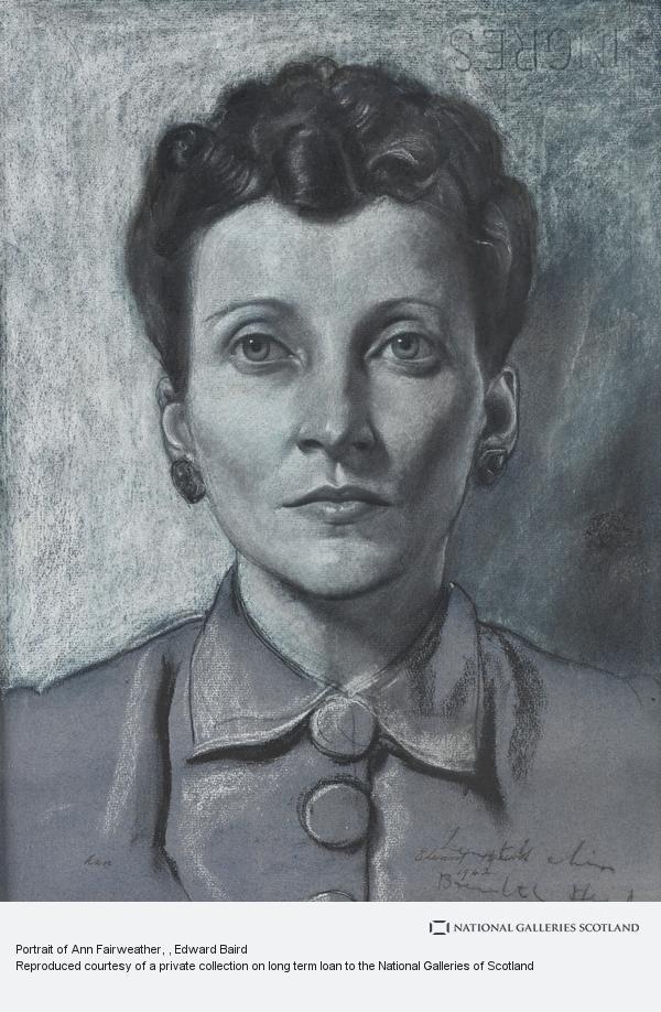 Edward Baird, Portrait of Ann Fairweather
