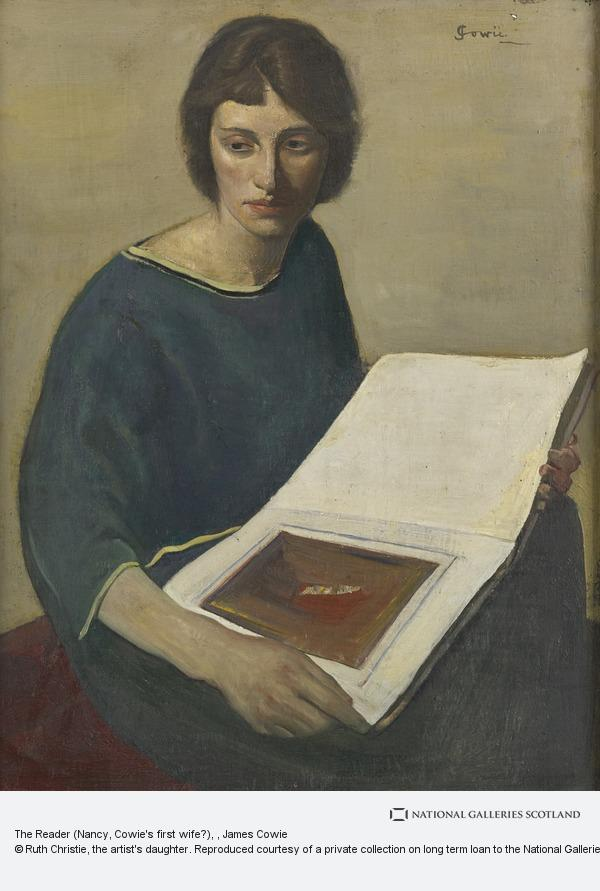 James Cowie, The Reader (Nancy, Cowie's first wife?)