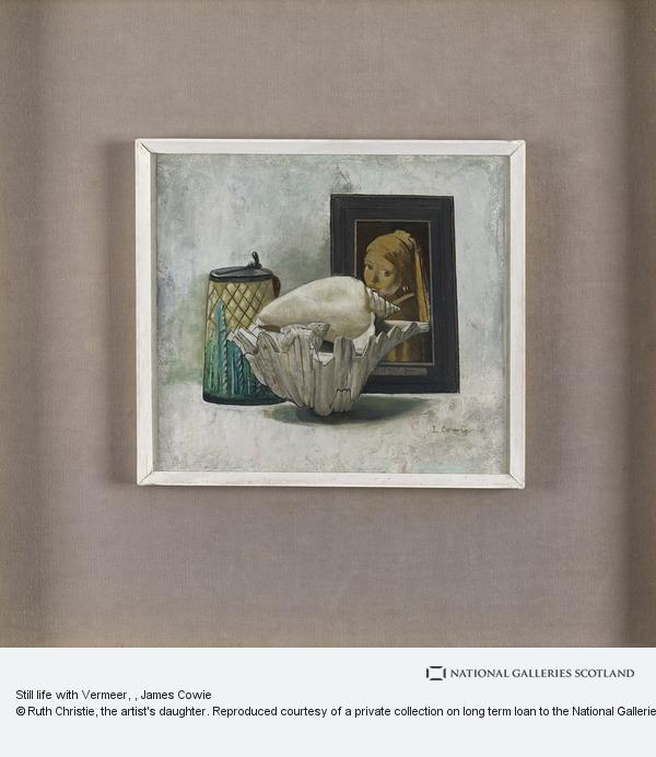 James Cowie, Still life with Vermeer