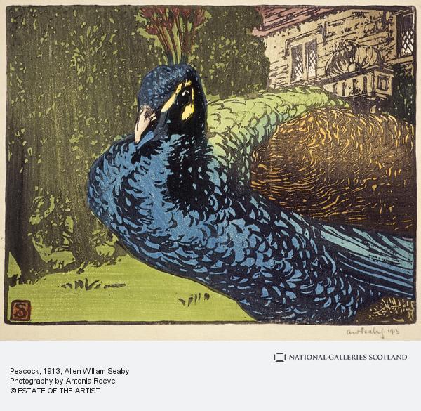 Allen William Seaby, Peacock (1913)
