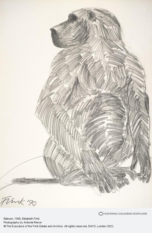 Elisabeth Frink, Baboon