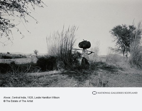 Leslie Hamilton Wilson, Alwar, Central India