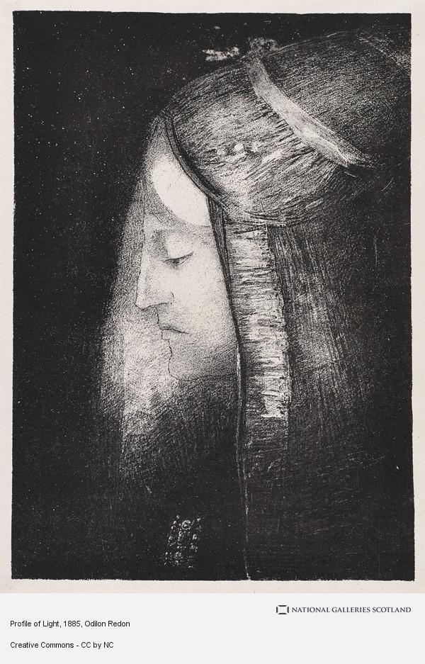 Odilon Redon, Profile of Light