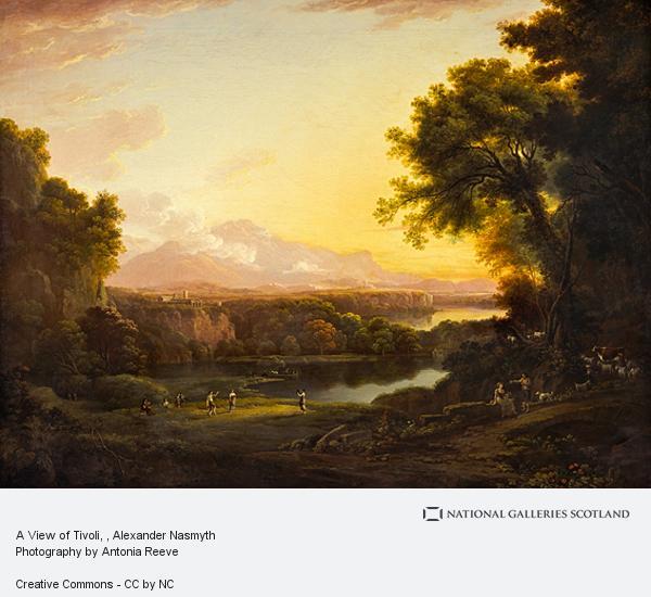 Alexander Nasmyth, A View of Tivoli