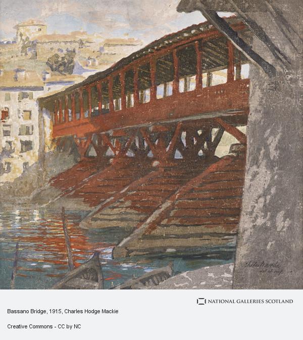 Charles Hodge Mackie, Bassano Bridge