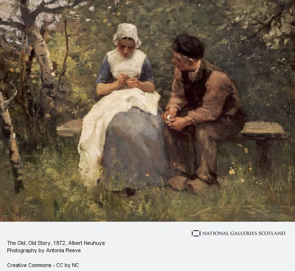 Albert Neuhuys, The Old, Old Story