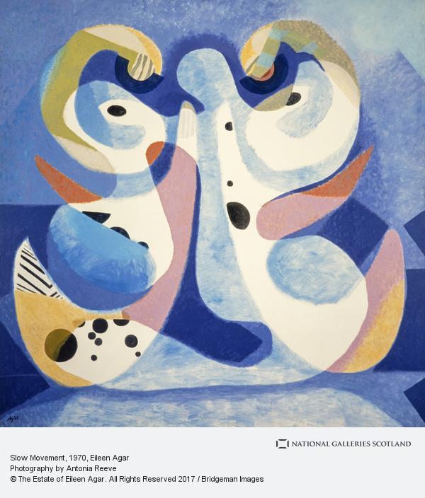 Eileen Agar, Slow Movement