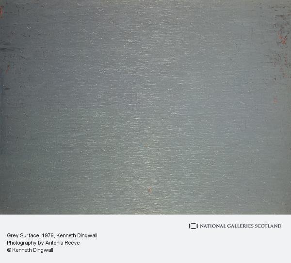 Kenneth Dingwall, Grey Surface