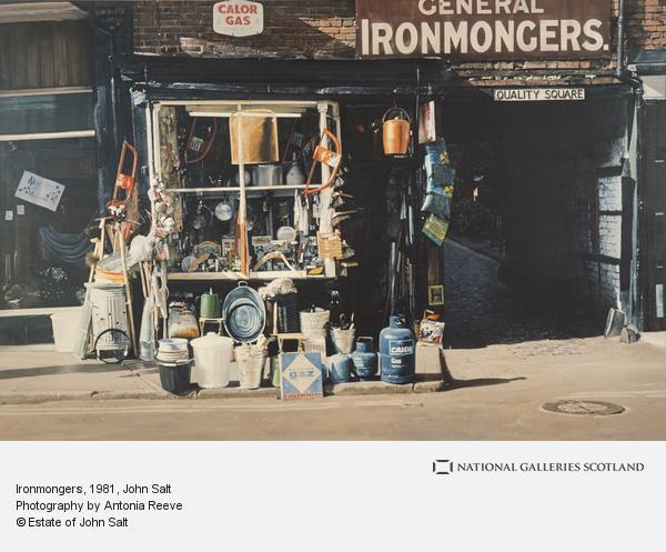 John Salt, Ironmongers