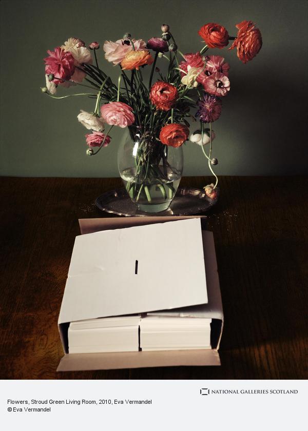 Eva Vermandel, Flowers, Stroud Green Living Room (April 2010)