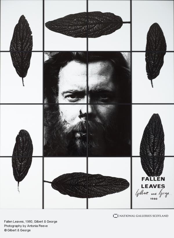 Gilbert & George, Fallen Leaves (1980)