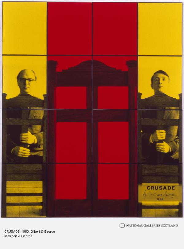 Gilbert & George, CRUSADE (1980)