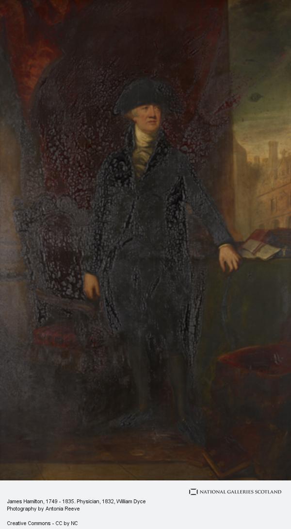 William Dyce, James Hamilton, 1749 - 1835. Physician