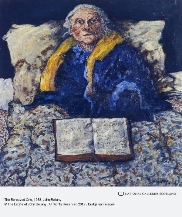 John Bellany, The Bereaved One