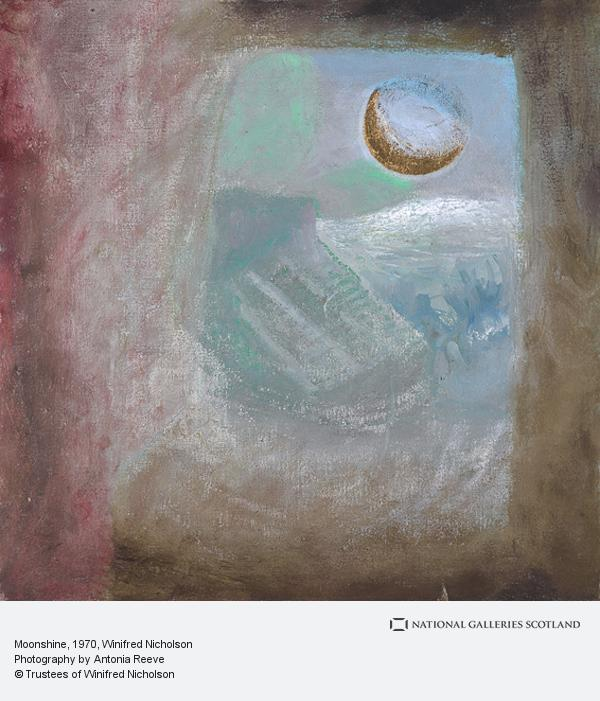 Winifred Nicholson, Moonshine