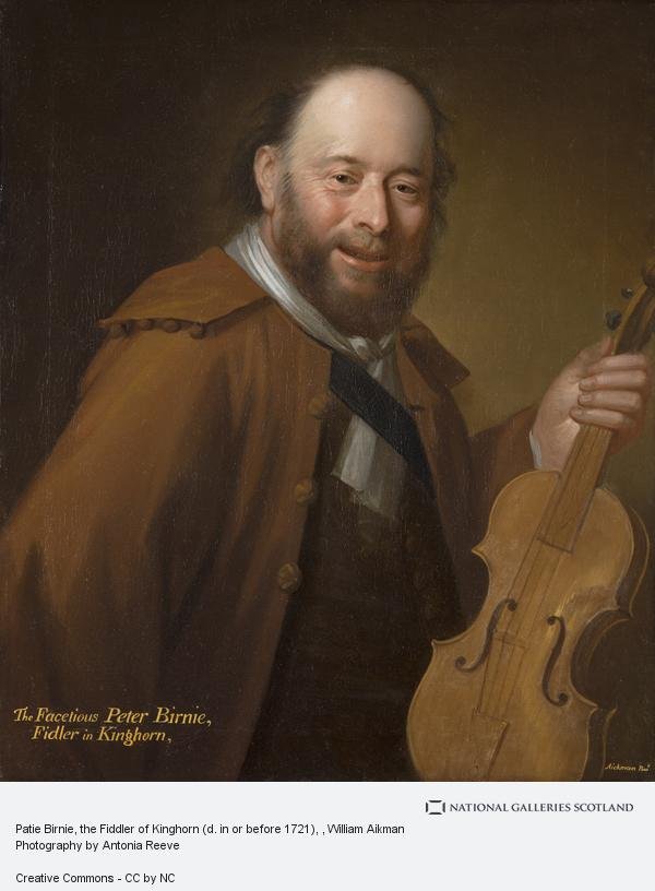 William Aikman, Patie Birnie, the Fiddler of Kinghorn (d. in or before 1721)