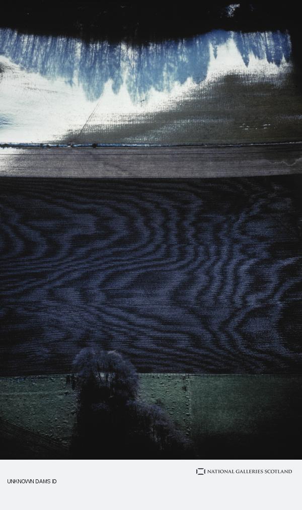 Patricia Macdonald, Harrowed Fields / Dragon Currents near Loch Ness (1990)