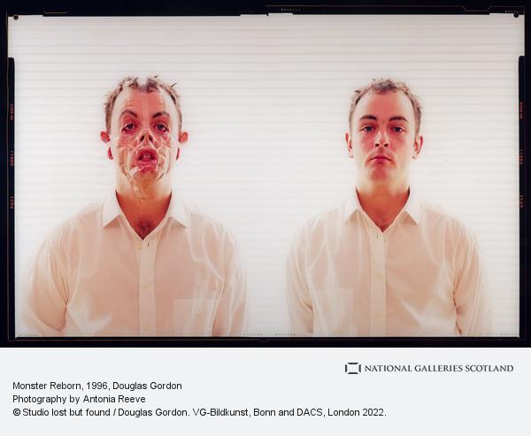 Douglas Gordon, Monster Reborn (1996 / 2002)