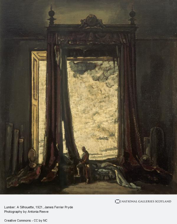 James Ferrier Pryde, Lumber: A Silhouette