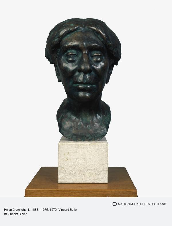 Vincent Butler, Helen Cruickshank, 1886 - 1975