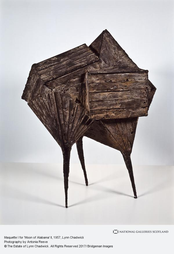 Lynn Chadwick, Maquette I for 'Moon of Alabama' II