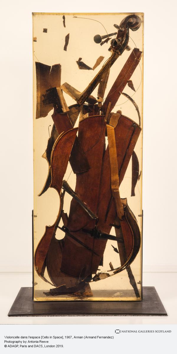 Armand Fernandez, Violoncelle dans l'espace [Cello in Space]