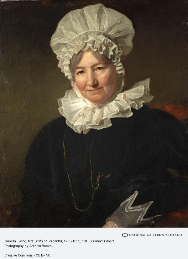 Graham Gilbert, Isabella Ewing, Mrs Smith of Jordanhill, 1755-1855