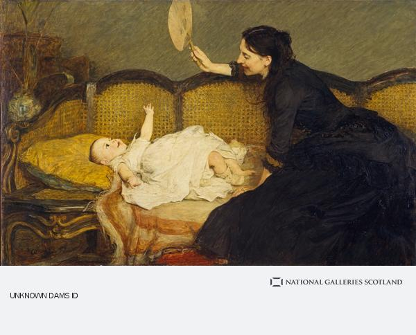 Sir William Quiller Orchardson, Master Baby (1886)
