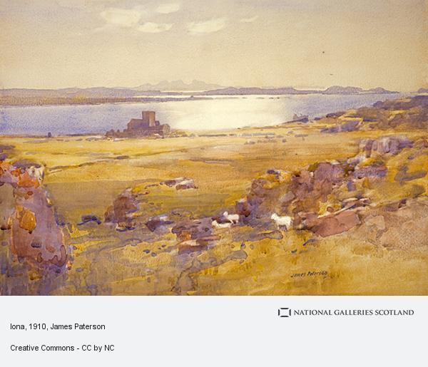 James Paterson, Iona