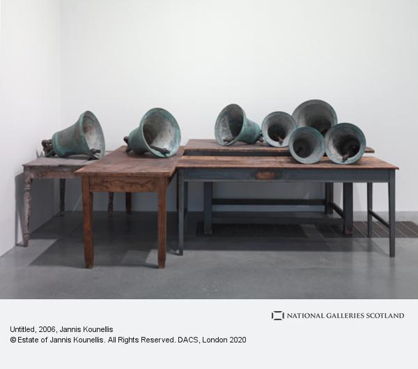 Jannis Kounellis, Untitled (2006)
