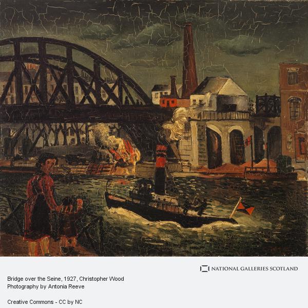 Christopher Wood, Bridge over the Seine