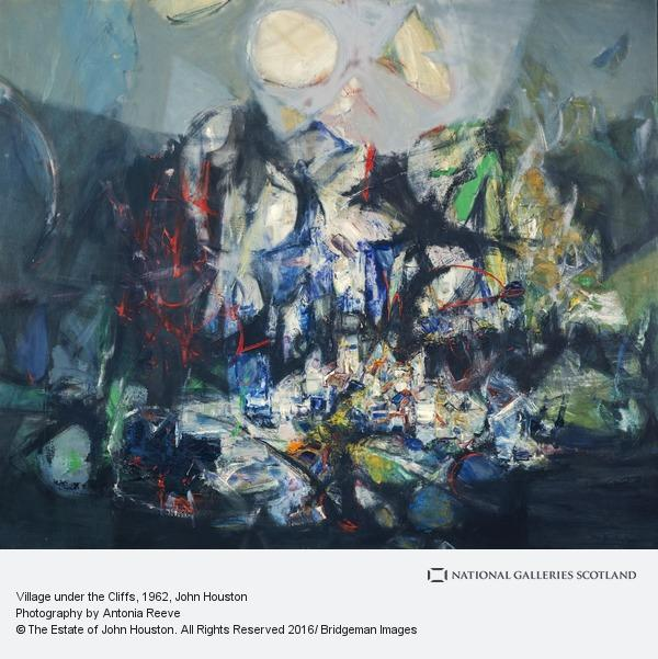 John Houston, Village under the Cliffs (1962)