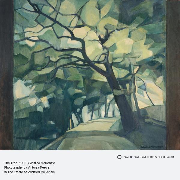 Winifred McKenzie, The Tree